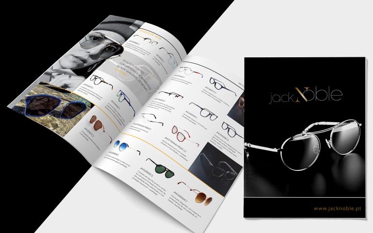 Desenvolvimento Catálogo da JackNoble